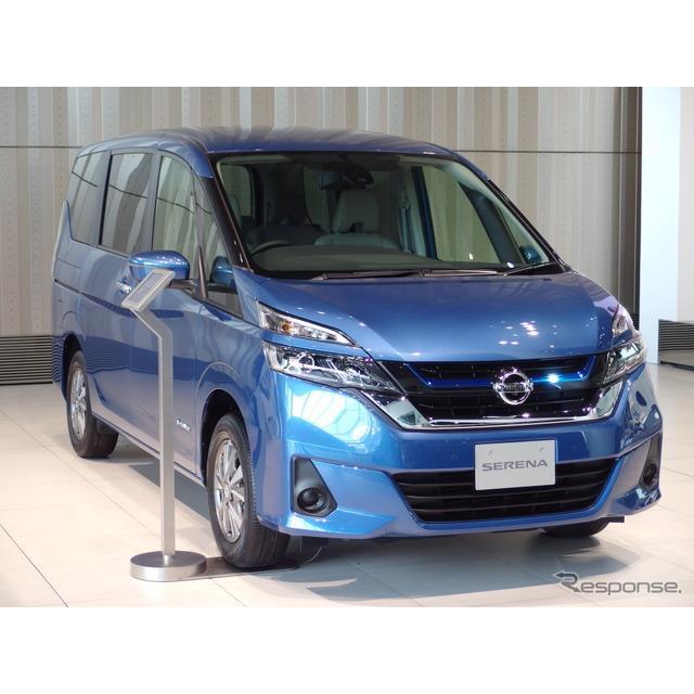 新車 価格 セレナ