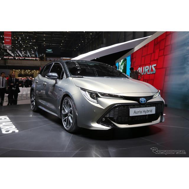 トヨタ自動車の欧州法人、トヨタモーターヨーロッパは3月6日、スイスで開幕したジュネーブモーターショー20...