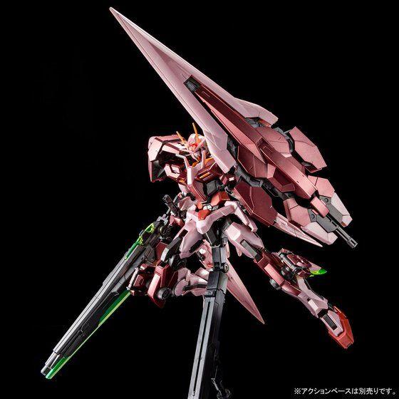「MG 1/100 ダブルオーガンダム セブンソード/G(トランザムモード)[スペシャルコーティング]」