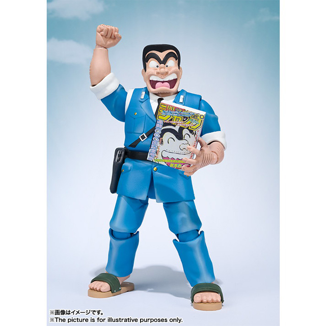 「S.H.Figuarts 両津勘吉 JUMP 50th ANNIVERSARY EDITION 〜II〜」
