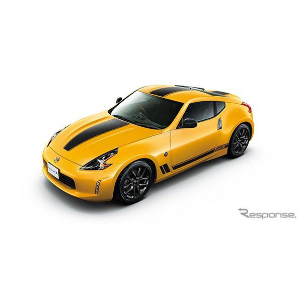 日産自動車は、『フェアレディZ』に「ヘリテージエディション」を追加し、5月11日より販売を開始する。  ...