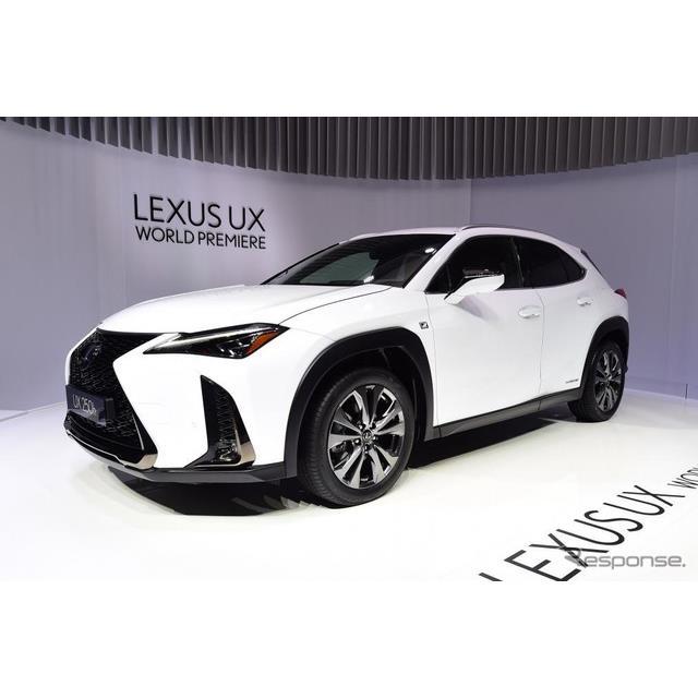 レクサス UX (ジュネーブモーターショー2018)