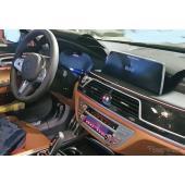 BMW 7シリーズ 改良新型スクープ写真