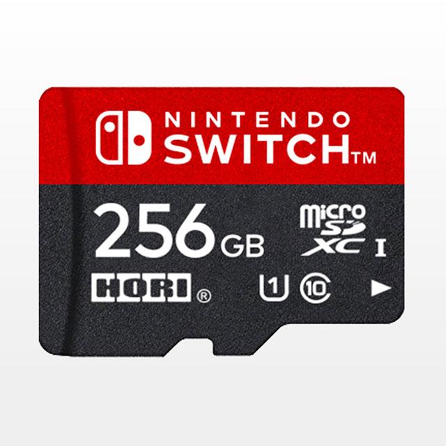 microSDカード for Nintendo Switch 256GB