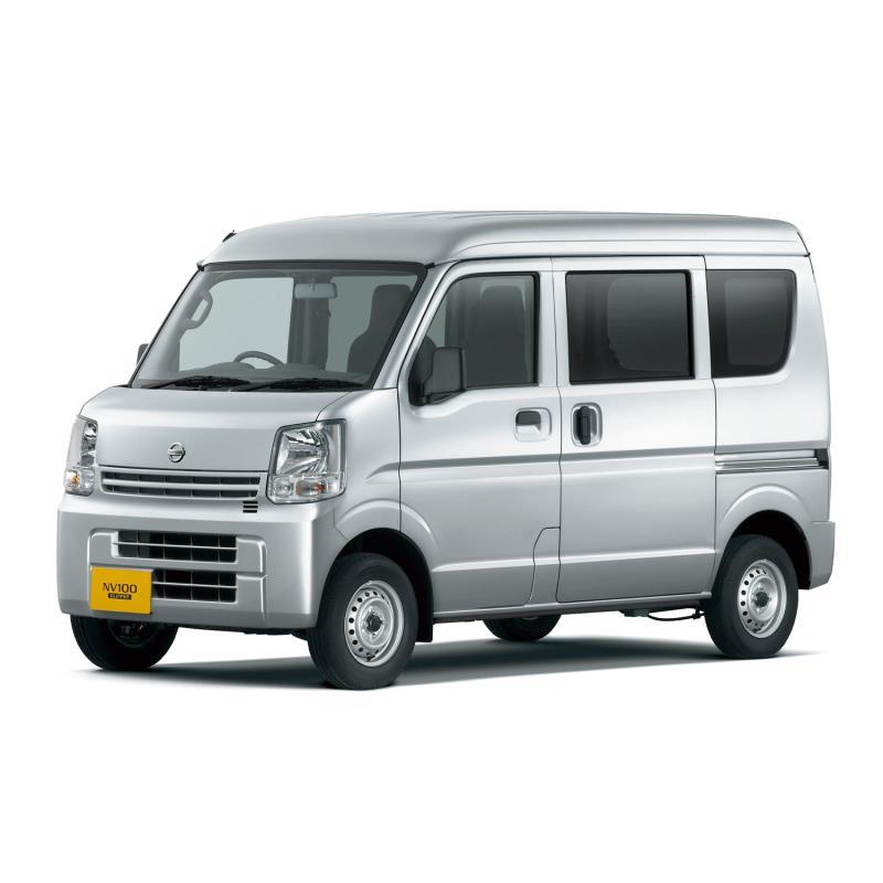 日産自動車は2018年4月9日、軽商用車「NV100クリッパー」の仕様を一部変更し、販売を開始した。  NV100ク...