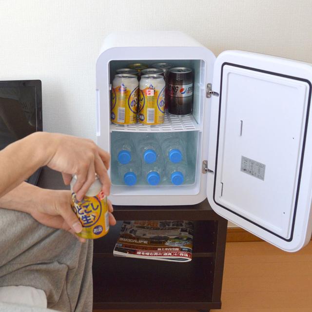 「自分専用おとしずか冷温庫 20L」