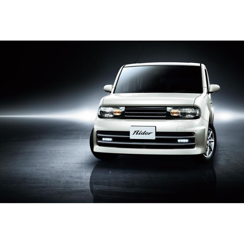 日産自動車の関連会社であるオーテックジャパンは2018年4月17日、「日産キューブ」のカスタマイズドカー「...