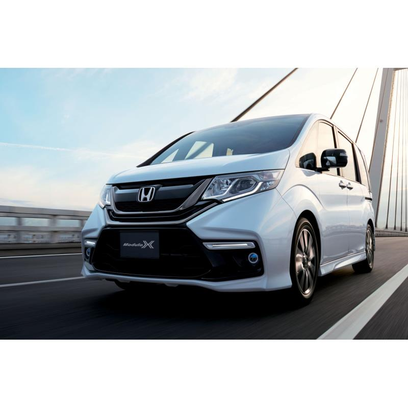 本田技研工業は2018年4月19日、ミニバン「ステップワゴン」をベースとしたコンプリートカー「ステップワゴ...