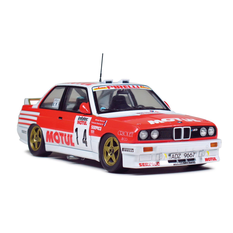 1/24 BMW M3 E30 '89ツール・ド・コルスラリー仕様