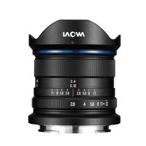 「LAOWA 9mm F2.8 Zero-D」