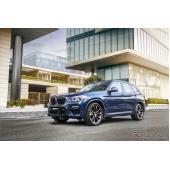 BMW X3 新型の中国仕様車