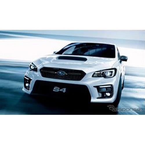 SUBARU(スバル)は4月27日、スポーツセダン『WRX STI/S4』改良モデルを発表、6月7日より販売を開始する。...