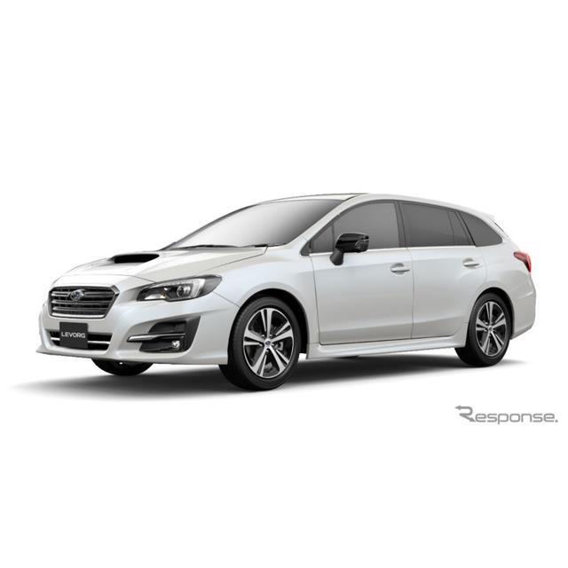 SUBARU(スバル)は4月27日、スポーツワゴン『レヴォーグ』改良モデルを発表、6月1日より販売を開始する。...