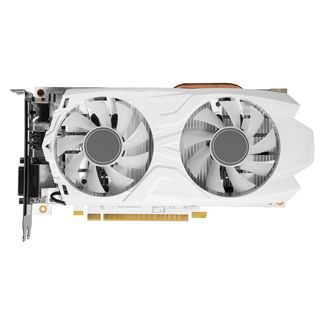 GK-GTX1050Ti-E4GB/WHITE