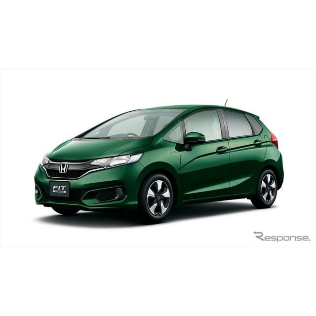 ホンダは、コンパクトハッチバック『フィット』に特別仕様車「コンフォートエディション」を設定し、5月18...