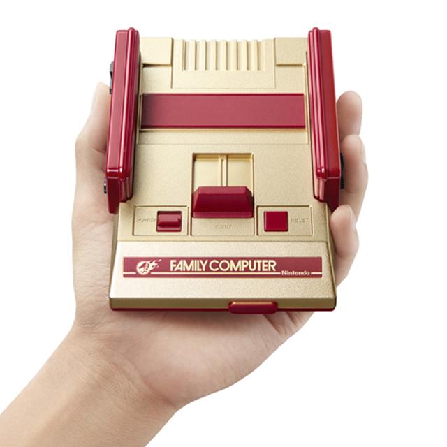 1位 任天堂、少年ジャンプ50周年バージョンの「ミニファミコン」を7,980円で発売…5月14日
