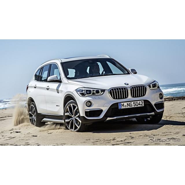 ビー・エム・ダブリュー(BMWジャパン)は、BMW『X1』の一部のモデルに機能を追加し、5月23日より販売を開...