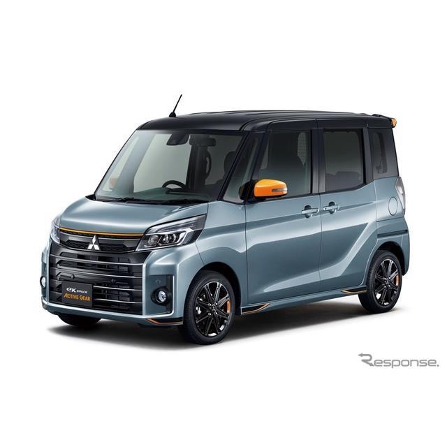 三菱自動車は、軽自動車『eKシリーズ』3モデルの予防安全性能を向上させ、5月28日より販売を開始した。  ...