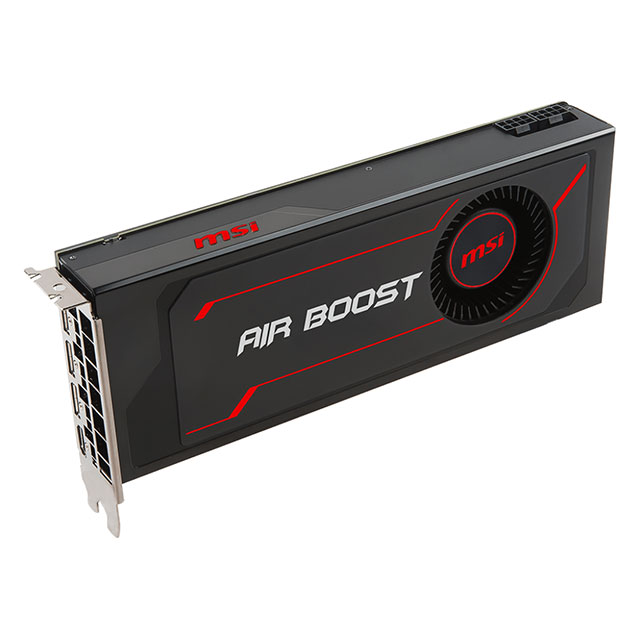 Radeon RX Vega 64 Air Boost 8G OC