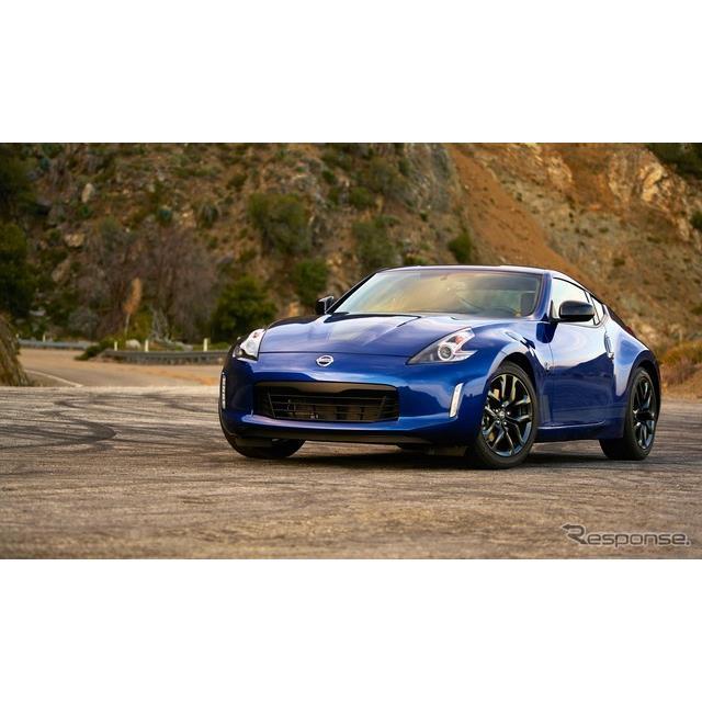 日産自動車の米国法人、北米日産は5月29日、『370Z』(日本名:『フェアレディZ』)の2019年モデルを発表し...