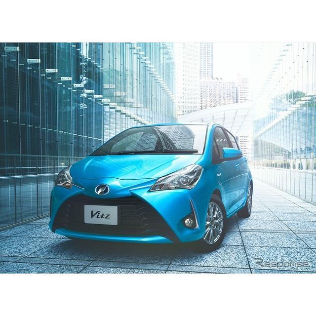 トヨタ自動車は、『ヴィッツ』を一部改良するとともに、特別仕様車「FセーフティエディションII」および「F...
