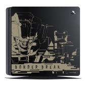 PlayStation 4 BORDER BREAK Limited Edition