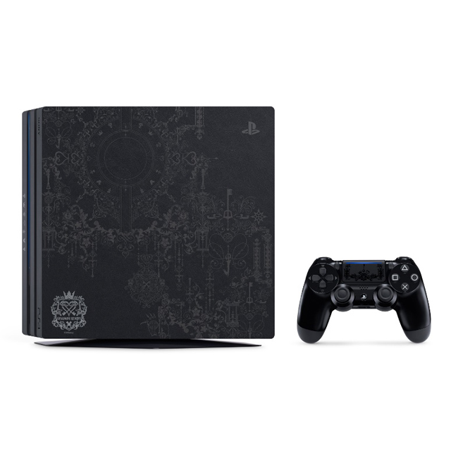 PlayStation 4 Pro KINGDOMHEARTSIIILIMITEDEDITION<数量限定>
