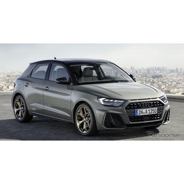 アウディは6月20日、新型『A1スポーツバック』を発表した。欧州では今夏から受注を開始し、今秋発売される...
