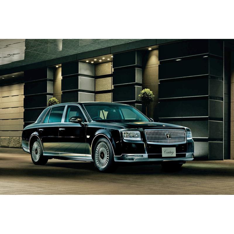 トヨタ自動車は2018年6月22日、高級サルーン「センチュリー」の新型を発表。同日、販売を開始した。  仕...