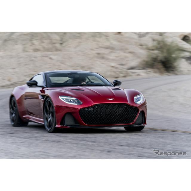 アストンマーティンは6月26日、『DBSスーパーレッジェーラ』(Aston Martin DBS Superleggera)を発表した...