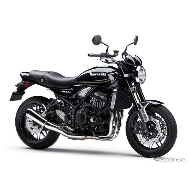 Z900RS/メタリックスパークブラック