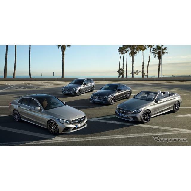メルセデスベンツは6月29日、改良新型『Cクラス』(Mercedes-Benz C-Class)のモデルラインナップを、欧州...