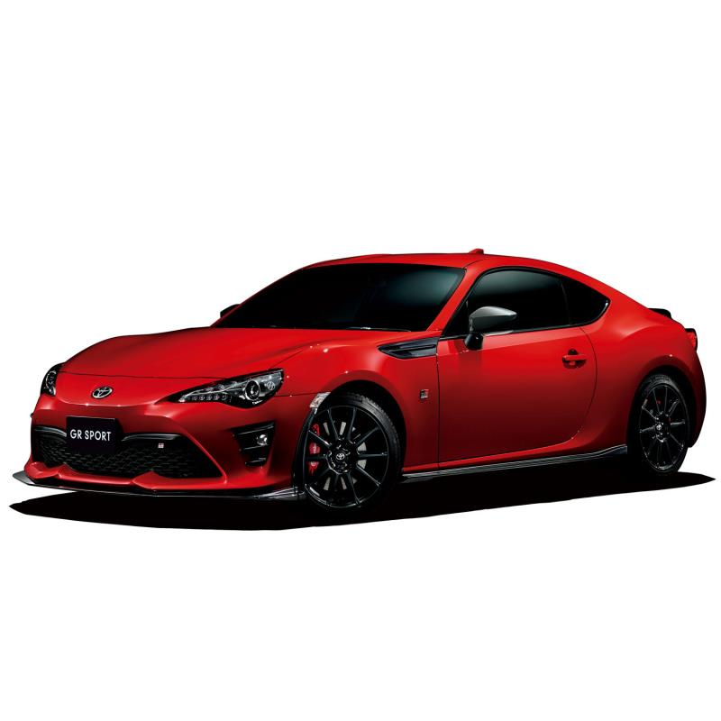トヨタ自動車は2018年7月2日、「86」に「GRスポーツ」を設定し、販売を開始した。  今回の86 GRスポーツ...