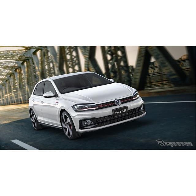 フォルクスワーゲン グループ ジャパン(VGJ)は、新型『ポロGTI』(Volkswagen Polo GTI)を7月3日より発...
