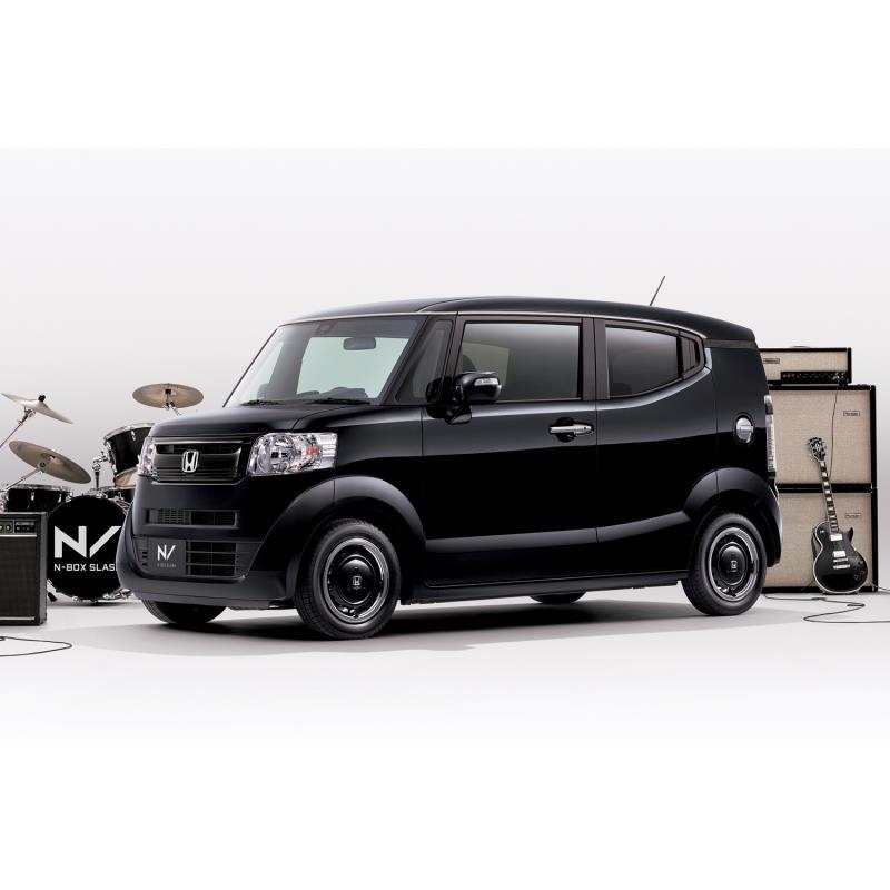 本田技研工業は2018年7月5日、軽乗用車「N-BOXスラッシュ」に特別仕様車「INDIE ROCK STYLE(インディロッ...