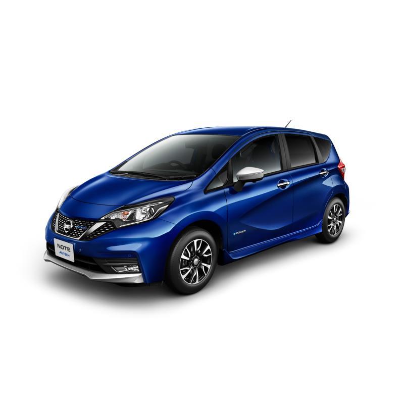 日産自動車の関連会社であるオーテックジャパンは2018年7月5日、「日産ノート」のカスタムカー「ノートAUTE...