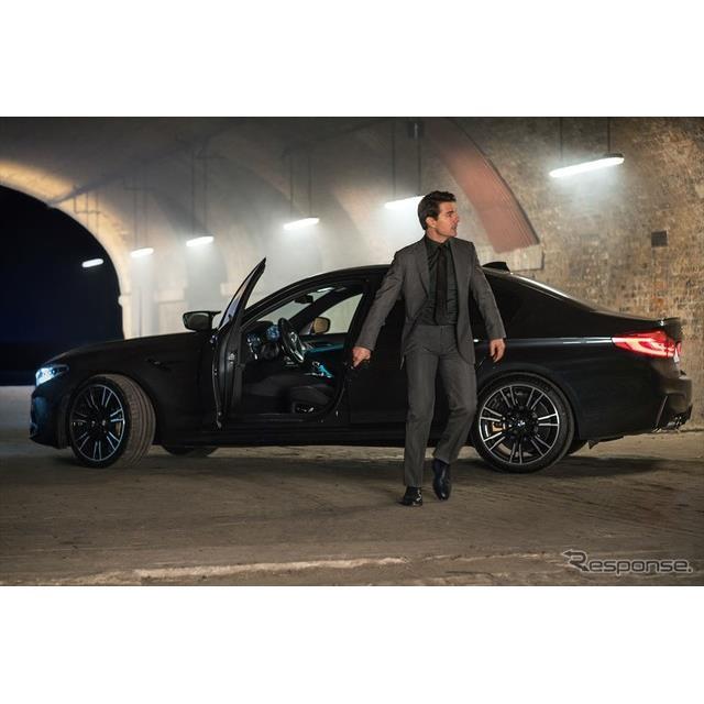 ビー・エム・ダブリュー(BMWジャパン)は、新型『M5』および『523i/523d/530i』をベースにした、映画「ミ...