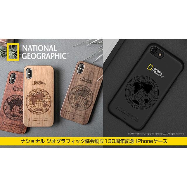 ナショナル ジオグラフィック協会設立130周年記念iPhoneケース