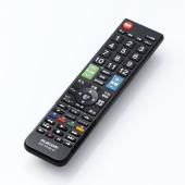 かんたんTVリモコン ERC-TV01BK-MI