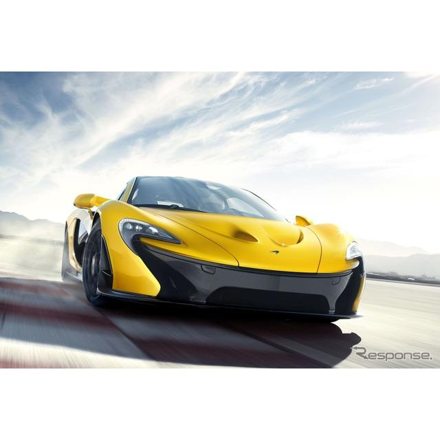 マクラーレンオートモーティブ(McLaren)は7月12日、英国で開幕した「グッドウッドフェスティバルオブスピ...