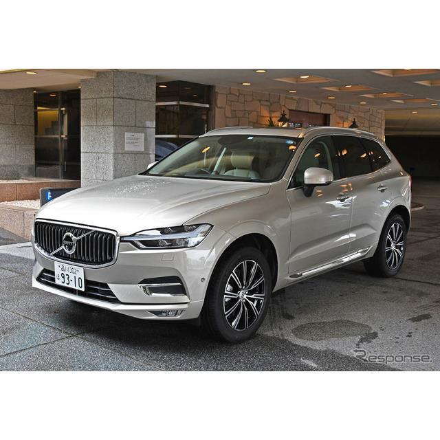 ボルボ・カー・ジャパンは、ボルボ『XC60』(Volvo XC60)の一部仕様と一部モデルの価格を変更して8月15日...