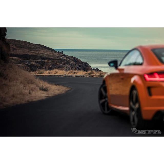 アウディは7月17日、『TT』(Audi TT)の改良新型のティザーイメージを公開した。  現行TTは3世代目モデ...