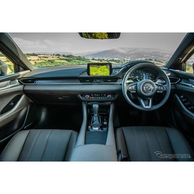 マツダの欧州部門、マツダモーターヨーロッパは7月17日、改良新型マツダ『6』(Mazda 6、日本名:『アテン...