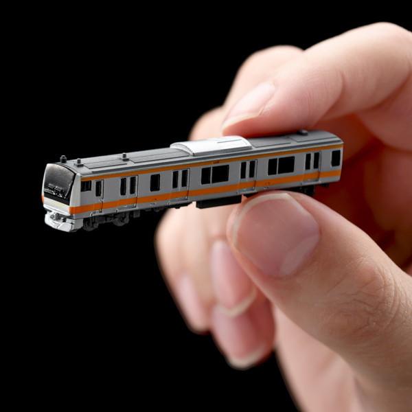 「figma E233系電車 中央快速線」