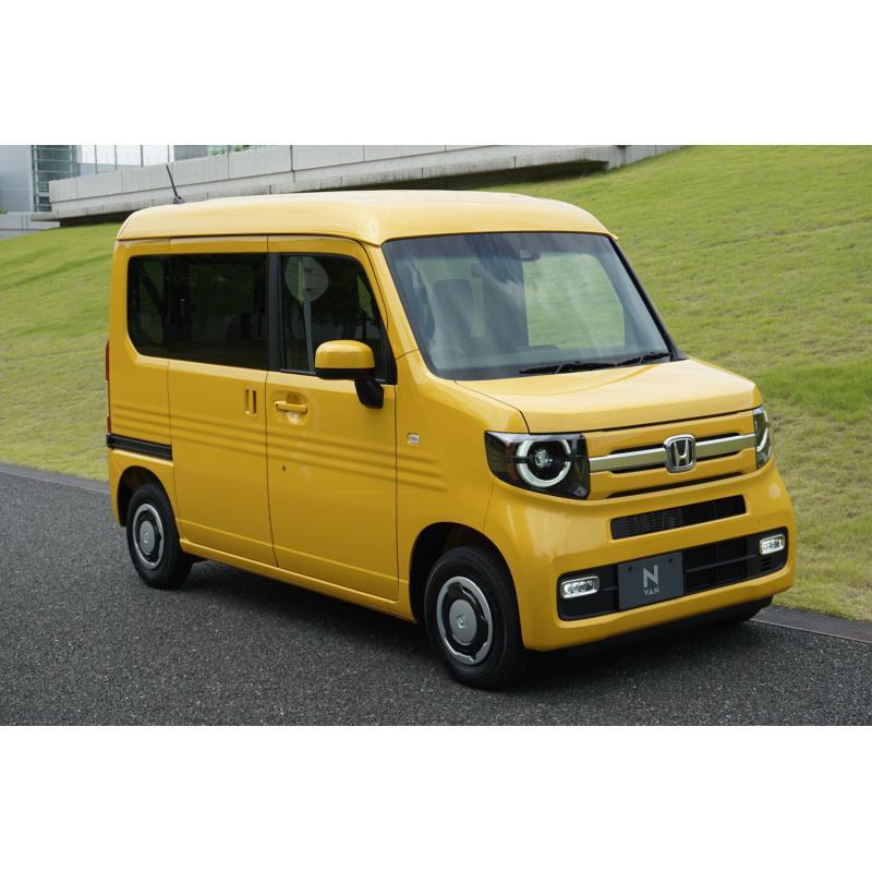 「ホンダN-VAN +STYLE FUN・Honda SENSING」