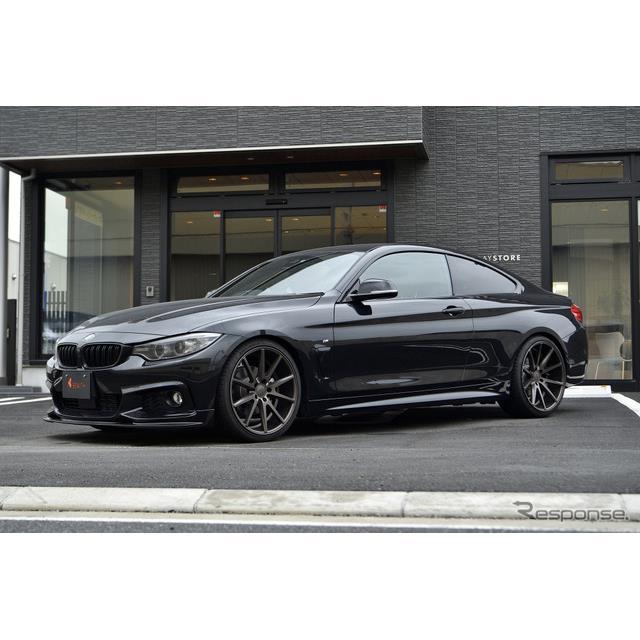 BMWのサウンドが劇的に変化!?BMW専用スピーカーキットとは