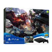 ソニー、攻略本付き「PS4 MONSTER HUNTER: WORLD Value Pack」7/26発売