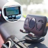 サンコー、スマホの熱暴走を防ぐ車載用スマホ冷却ホルダー「ドライブスマクール」