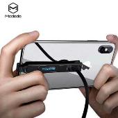アイキューラボ、スマホゲーム向けL字型デザインの充電ケーブル