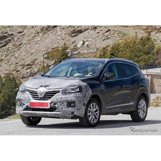 日本では昨年に限定車を発売し、今年よりカタログモデルとして販売を開始したルノーのクロスオーバーSUV『...